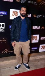 Bejoy Nambiar at Wazir screening in Delhi on 5th Jan 2016