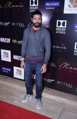 Farhan Akhtar at Wazir screening in Delhi on 5th Jan 2016