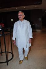 Gulzar at Death in the Gunj film launch on 5th Jan 2016
