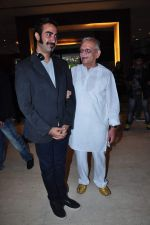 Gulzar, Ranvir Shorey at Death in the Gunj film launch on 5th Jan 2016