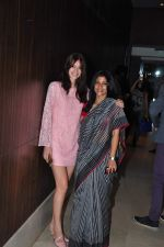 Kalki Koechlin, Konkona Sen Sharma at Death in the Gunj film launch on 5th Jan 2016