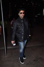 Karan Johar snapped at international airport on 5th Jan 2016