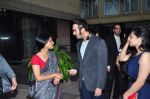 Konkona Sen Sharma, Ranvir Shorey at Death in the Gunj film launch on 5th Jan 2016