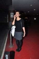 Radhika Apte snapped at international airport on 5th Jan 2016