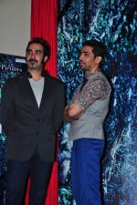 Ranvir Shorey, Gulshan Devaiya at Death in the Gunj film launch on 5th Jan 2016