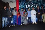 Ranvir Shorey, Gulshan Devaiya, Tillotama Shome, Konkona Sen Sharma, Vishal Bharadwaj, Gulzar at Death in the Gunj film launch on 5th Jan 2016