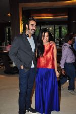 Ranvir Shorey, Tillotama Shome at Death in the Gunj film launch on 5th Jan 2016