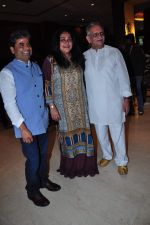 Vishal Bharadwaj, Meghna Gulzar, Gulzar at Death in the Gunj film launch on 5th Jan 2016