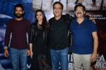 Aditi Rao Hydari, Farhan Akhtar, Vidhu Vinod Chopra at Wazir screening in Mumbai on 6th Jan 2016