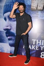 Anil Kapoor at Wazir screening in Mumbai on 6th Jan 2016