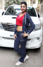Avani Modi attends _Bokwa_ at Fitness Expert Shirish Thakkar