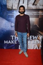 Farhan Akhtar at Wazir screening in Mumbai on 6th Jan 2016