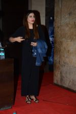 Raveena Tandon at Wazir screening in Mumbai on 6th Jan 2016