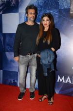Raveena Tandon, Anil Thadani at Wazir screening in Mumbai on 6th Jan 2016 (69)_568e25f75750c.JPG