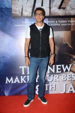 Ritesh Sidhwani at Wazir screening in Mumbai on 6th Jan 2016