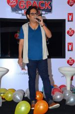 Shamir Tandon at YRF Six Pack Band press meet on 6th Jan 2016 (19)_568e2489ccdf7.JPG