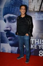 Vidhu Vinod Chopra at Wazir screening in Mumbai on 6th Jan 2016