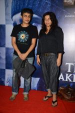 Zoya Akhtar at Wazir screening in Mumbai on 6th Jan 2016