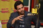 at Sanam Teri Kasam film promotions in Radio Mirchi Studio on 6th Jan 2016
