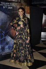 Aditi Rao Hydari at Wazir screening in Mumbai on 7th Jan 2016