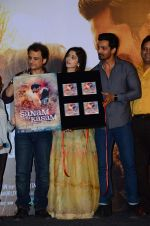 Mawra Hocane, Harshvardhan Rane at Sanam Teri Kasam music launch on 7th Jan 2016 (61)_568f6d154325c.JPG
