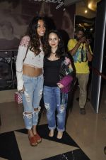 Monica Dogra at Wazir screening in Mumbai on 7th Jan 2016