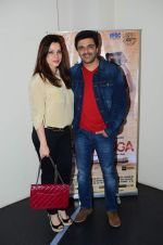 Neelam Kothari, Samir Soni at Chauranga screening in Mumbai on 7th Jan 2016 (95)_568f6a92cbc45.JPG