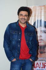 Samir Soni at Chauranga screening in Mumbai on 7th Jan 2016