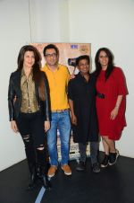 Sangeeta Bijlani, Sanjay Suri, Onir, Anita Dogre at Chauranga screening in Mumbai on 7th Jan 2016