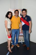 Sanjay Suri at Chauranga screening in Mumbai on 7th Jan 2016