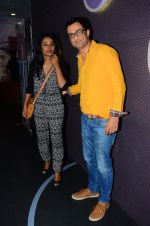 Tannishtha Chatterjee, Sanjay Suri at Chauranga screening in Mumbai on 7th Jan 2016