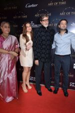 Jaya Bachchan, Amitabh Bachchan at Art of Time store launch on 8th Jan 2016 (37)_5690ffd17737b.JPG