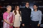 Jaya Bachchan, Amitabh Bachchan at Art of Time store launch on 8th Jan 2016
