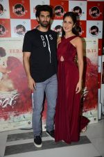 Katrina Kaif, Aditya Roy Kapur promotes Fitoor on 8th 2016