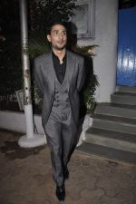 Prateik babbar at Olive on 8th Jan 2016