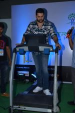 Aftab Shivdasani promote Kya Kool Hain Hum at get active expo promotions on 9th Jan 2016