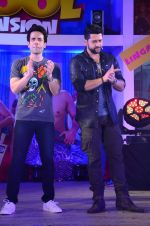 Aftab Shivdasani, Tusshar Kapoor at Kya Kool Hain Hum 3 promotions in Mumbai on 9th Jan 2016 (46)_5693943fd5e0c.JPG