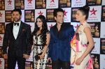 Aftab Shivdasani, Tusshar Kapoor at Star Screen Awards Red Carpet on 8th Jan 2016 (121)_56935cfd0ebc1.JPG