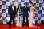 Aftab Shivdasani, Tusshar Kapoor at Star Screen Awards Red Carpet on 8th Jan 2016 (279)_56935e06dc284.JPG