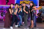 Aftab Shivdasani, Tusshar Kapoor, Gizele Thakral, Claudia Ciesla  at Kya Kool Hain Hum 3 promotions in Mumbai on 9th Jan 2016 (49)_569394c554e2c.JPG