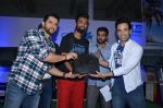 Aftab Shivdasani, Tusshar Kapoor promote Kya Kool Hain Hum at get active expo promotions on 9th Jan 2016