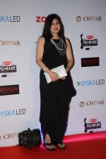 Alka Yagnik at Filmfare Nominations red carpet on 9th Jan 2016