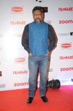 Anubhav Sinha at Filmfare Nominations red carpet on 9th Jan 2016