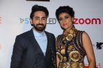 Ayushman Khurana at Filmfare Nominations red carpet on 9th Jan 2016