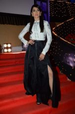 Gauhar Khan promote Kya Kool Hain Hum 3 on the sets of Naagin on 10th Jan 2016