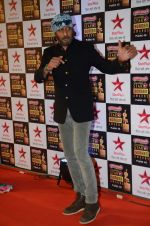 Jackie Shroff at Star Screen Awards Red Carpet on 8th Jan 2016