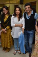 Juhi Chawla, Shaina NC, Sameer Soni at Chalk n Duster screening in Mumbai on 10th Jan 2016 (36)_5693b7ffeef28.JPG