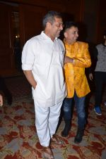 Nana Patekar, Sukhwinder Singh at Natsamrat bash on 10th Jan 2016