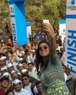 Nimrat Kaur at the 4th edition of Max Bupa Walk for Health in Mumbai