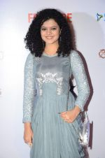 Palak Muchhal at Filmfare Nominations red carpet on 9th Jan 2016